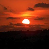 Закат в Сиджесе :: Alets Ra