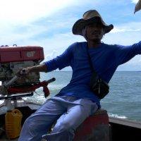 Тайский рыбак :: Alets Ra