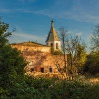 Развалины монастыря :: Татьяна Воробьева