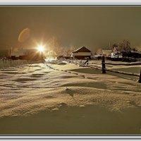 За околицей :: Евгений Чернявский