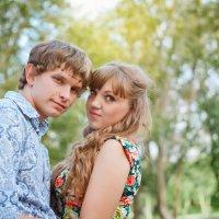 Стас и Даша :: Светлана Кудеринова