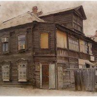 Дом в Астрахани :: Игорь Кузьмин