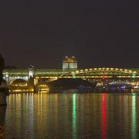 Пушкинский мост :: Екатерина Рябинина