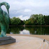 Гуляя по Гайд-парку (Лондон) :: Олег Неугодников