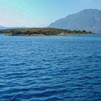 Эгейское море, остров Клеопатры :: Ирина Приходько
