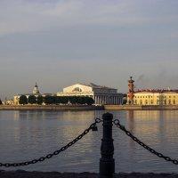 Вид на Стрелку :: Valerii Ivanov
