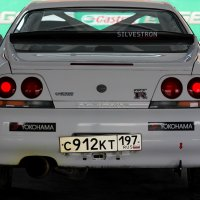 maxpowercars skyline GT-R33 kazanring :: Айрат Сафин