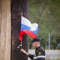 флаг.россия.рн-пб. :: Андрей Скоробогач
