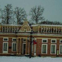 Архитектура в Царицыно :: Андрей Баськов