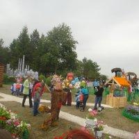 Выставка цветов на площади Азатлык от 30.08.2013 :: Батыргул (Батыр) Шерниязов