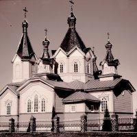 церква :: Дарина Нагорна