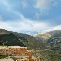 Где-то в Иордании :: Валентина Потулова