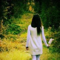 уходящий ангел :: Darya Zavalova