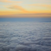 Море облаков :: Андрей Афанасьев