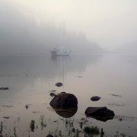 Туман на Белом море :: Вера