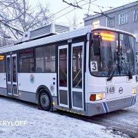 Омский троллейбус :: Ivan KRYLOFF