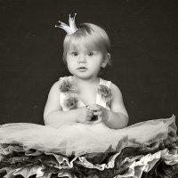 Варвара 1 год :: Юля Ларина