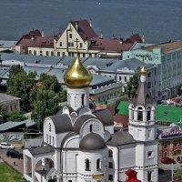 Нижний Новгород. Церковь Ильи Пророка. :: Павел Зюзин