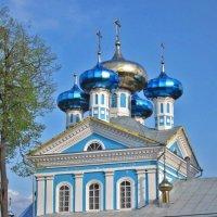 Сретенская церковь (г. Балахна) :: Павел Зюзин