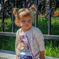 Фотографировал двоюродную сестрёнку :: Алексей Шошин