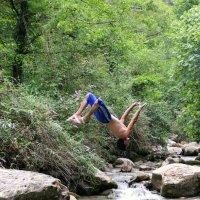 прыжок :: Dasha Kozhalo
