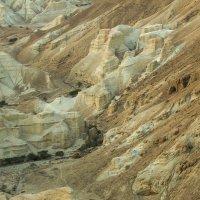 Пейзажи окресностей Мертвого Моря 3 :: susanna vasershtein