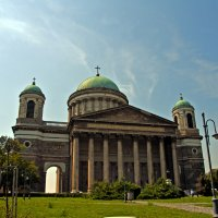 Basilika - Principale Church in Hungary :: Roman Ilnytskyi