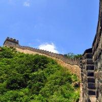 Часть Великой китайской стены :: Ирина Михайловна
