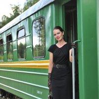 Незнакомка-2 :: Юрий Никитин