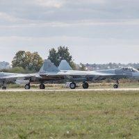 Т-50-2 и Т-50-4 :: Павел Myth Буканов