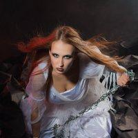 ведьма :: Юлия Хапугина
