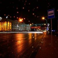 Дождь :: Павел Сущёнок