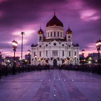 Храм Христа Спасителя :: Андрей Вигерчук