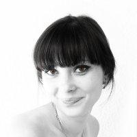 Белый портрет :: Марийка Кислая