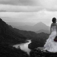 Грустная невеста :: Марина Кириллова
