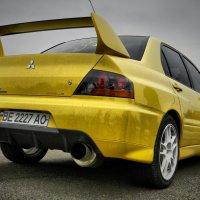 Mitsubishi Lancer :: Владимир Козачковский