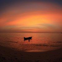 Закат на острове Ко-Чанг :: Арсений Медведев