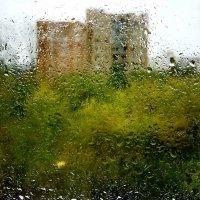 ...За окном сентябрь провода качает, За окном с утра серый дождь стеной... :: Александр Шурпаков