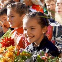 1 сентября :: Татьяна Беккер