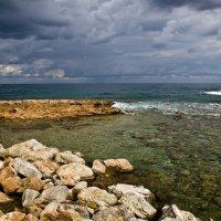 Набережная города Ханья, о.Крит :: Дмитрий Моисеенко