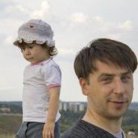 отец и дочь :: юрий мотырев