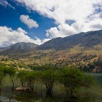 Озеро Курна, о. Крит :: Дмитрий Моисеенко