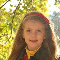 осенний портрет :: Александра Мустафина