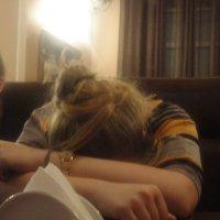 устала... :: Сибирский Кот