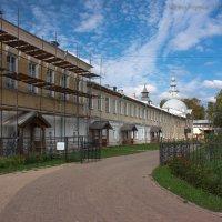 Спасо-Прилуцкий монастырь. г Вологда :: Борис Устюжанин