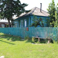 Вот моя деревня....... :: Ольга Опарина