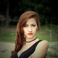 Дама с прошлого :: Tanyka Grace