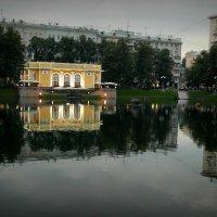 Патриаршие пруды :: Олеся Сова