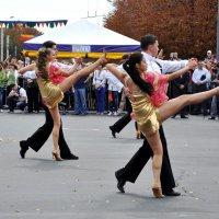 Танец :: Вероника Подрезова
