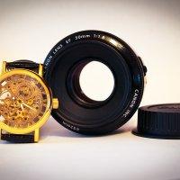 Часы и объектив :: Сергей Бутусов